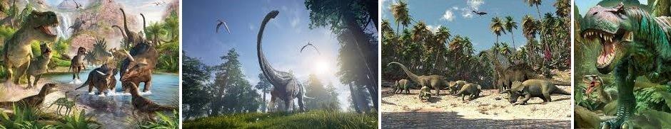 Dinosaurus-Speelgoed