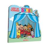Bumba Kartonboek - Leer de Vormen_