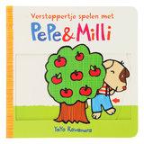 Verstoppertje spelen met Pepe & Milli_