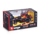 Bburago Red Bull Raceauto Max Verstappen_