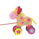Trekdier Paard_