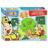 Bumba Puzzel - In de Jungle, 20st._