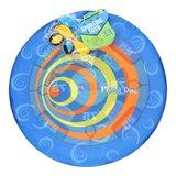 Klittenband Dartbord & Frisbee, 2in1_