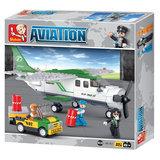 Sluban Transport Vliegtuig_
