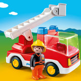 Playmobil 6967 Brandweerwagen met Ladder_