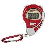 Sports Active Stopwatch aan Karabijnhaak_