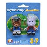 AquaPlay 234 - Speelfiguren Beer en Nijlpaard_