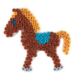 Hama Strijkkralenbordje - Pony_