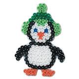 Hama Strijkkralenbordje - Pinguin_