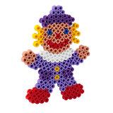 Hama Strijkkralenbordje - Maxi Clown_