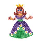 Hama Strijkkralenbordje - Prinses_