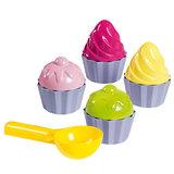 Cupcake Strandset_