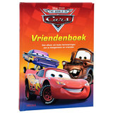 Cars Vriendenboek_