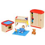 Babykamer voor Poppenhuis_