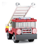 Sluban Builder 4 Brandweer_