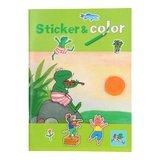 Kikker Sticker- en Kleurboek_