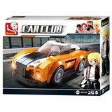 Sluban Car Club Raceauto - Bobcat_