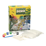 Gips Gieten - Dino_