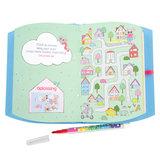 House of Mouse Puzzelplezier Boekje met Vulpotlood_