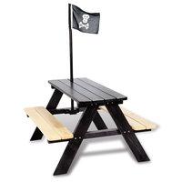 Picknicktafel Piraat, 4 pers.