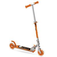 Metalen Step Oranje