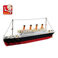 Sluban Titanic Groot