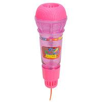 Echo Microfoon met Licht - Roze