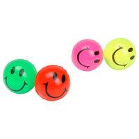 Gekleurde Stuiterbal - Lachgezicht