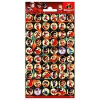 Stickervel Disney Incredibles 2