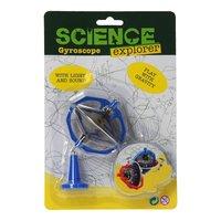 Science Explorer Gyroscoop met Licht en Geluid