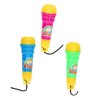 Gekleurde Echo Microfoon