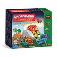 Magformers Mini Dino's Set, 40dlg.