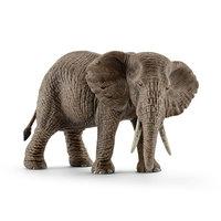 Schleich Afrikaanse Olifant Vrouwtje