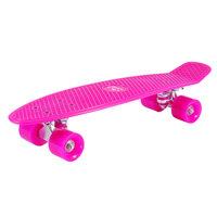 Hudora Skateboard Retro - Roze