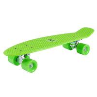 Hudora Skateboard Retro - Lichtgroen