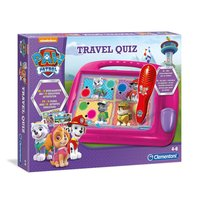 Clementoni Travel Quiz Paw Patrol