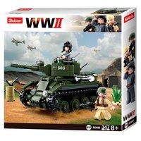 Sluban WWII - BT-7 Geallieerde Cavalerie Tank