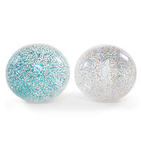 Opblaasbare Glitter Bubbelbal, Ø 85 cm