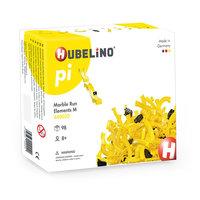 Hubelino Knikkerbaan Pi - Elementenset, 98dlg.
