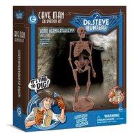 Geoworld Holbewoner Uitgraaf Kit - Neanderthalensis Skelet