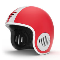 Chillafish Bobbi Helm - Rood