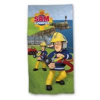 Strandlaken Brandweerman Sam