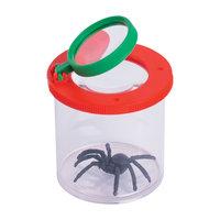 Insectenpotje met Vergrootglas