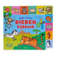Mijn eerste Dieren Kijkboek