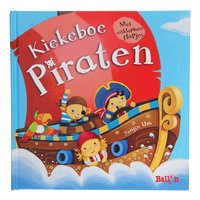 Kiekeboe Piraten Pop-up Boek
