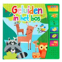 Geluidenboek - Bos