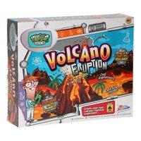 Weird Science Vulkaan Uitbarsting