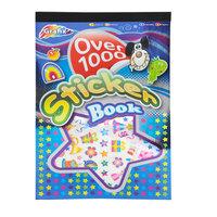 Mega Stickerboek (> 1.000 stickers)
