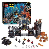 LEGO Super Heroes 76122 Batcave Invasie Clayface