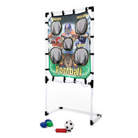 Voetbal/Rugby Trainingset, 2in1